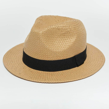 Jack & Jones hoed jacStraw beige