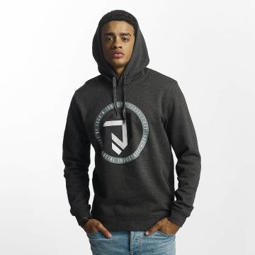 Jack & Jones Hoodie jcoLano grå