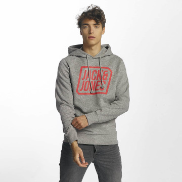 Jack & Jones Hupparit jcoFriday harmaa