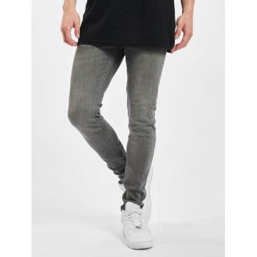 Jack & Jones Jeans slim fit jjiLiam jjOriginal grigio