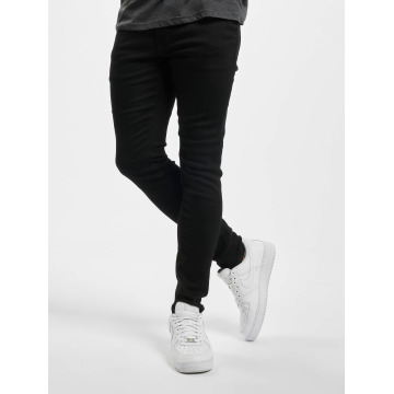 Jack & Jones Jeans slim fit jjiLiam jjOriginal nero