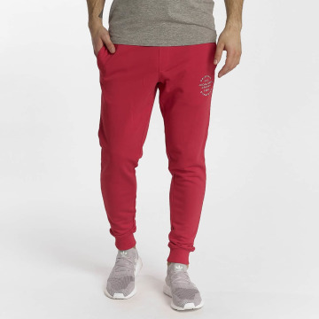 Jack & Jones Jogginghose jorWing rot