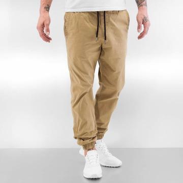 Jack & Jones Látkové kalhoty jjiVega jjLane béžový