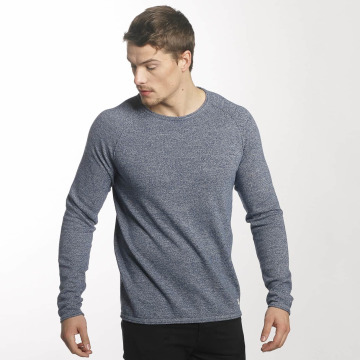Jack & Jones Longsleeve jjvcUnion Knit blau