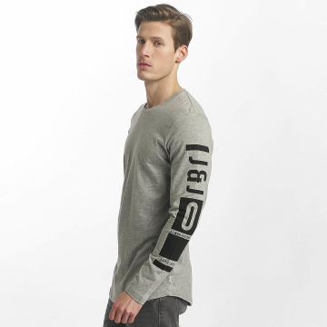 Jack & Jones Longsleeve coLoose grau