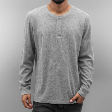 Jack & Jones Longsleeve jjorGeorge gray