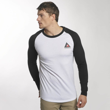 Jack & Jones Longsleeve jcoBuddy weiß