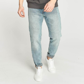 Jack & Jones Loose Fit Jeans jjiFred blau