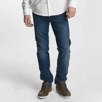 Jack & Jones Loose Fit Jeans jjiMike jjOriginal blue