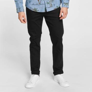Jack & Jones Loose Fit Jeans jjiMike jjOriginal schwarz