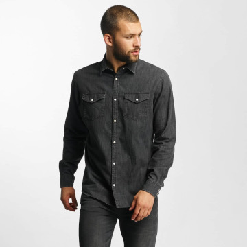 Jack & Jones overhemd jorNew zwart