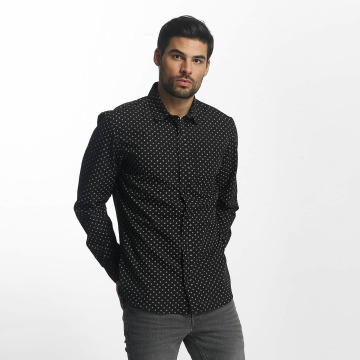 Jack & Jones overhemd jorSimon zwart