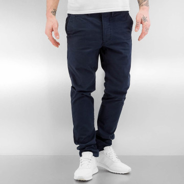 Jack & Jones Pantalon chino jjiMarco jjEnzo bleu