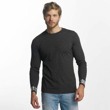 Jack & Jones Pitkähihaiset paidat jcoAlen harmaa