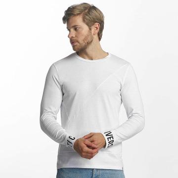 Jack & Jones Pitkähihaiset paidat jcoAlen valkoinen