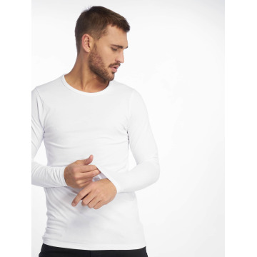 Jack & Jones Pitkähihaiset paidat Core Basic valkoinen