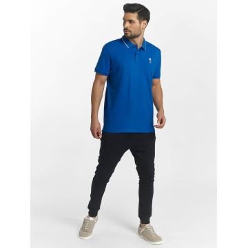 Jack & Jones Polo jcoStone bleu