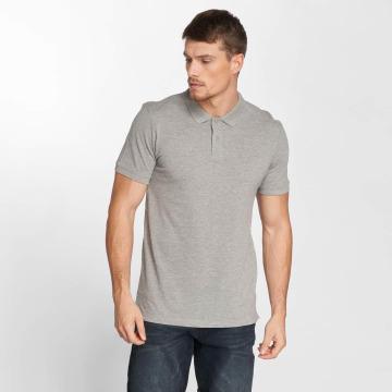 Jack & Jones Poloshirt jjeBasic gray