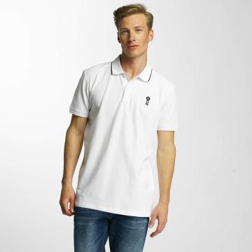 Jack & Jones Poloshirt jcoStone weiß