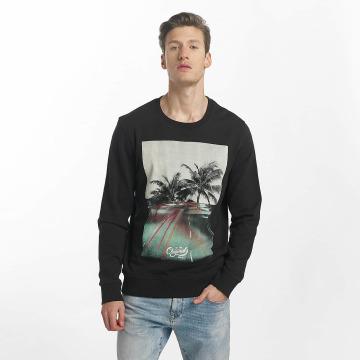 Jack & Jones Pullover jorWord schwarz
