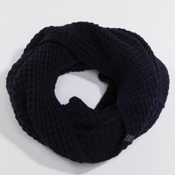 Jack & Jones Scarve / Shawl jacWaffle Knit blue