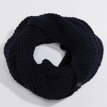 Jack & Jones Scarve jacWaffle Knit blue