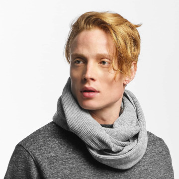Jack & Jones Scarve jacBasic DNA grey