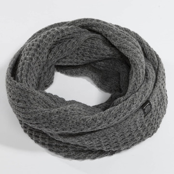 Jack & Jones Scarve jacWaffle Knit grey