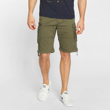 Jack & Jones Shorts jjiChop jjCargo olive