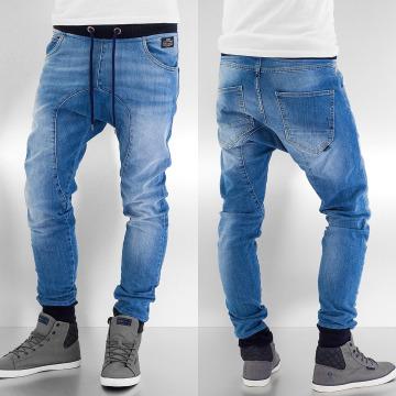 Jack & Jones Skinny Jeans Gavin blau