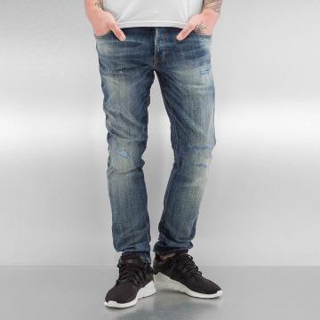 Jack & Jones Skinny Jeans jjiGlenn Slim Fit blau