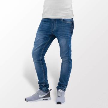 Jack & Jones Skinny jeans jjiTim blauw