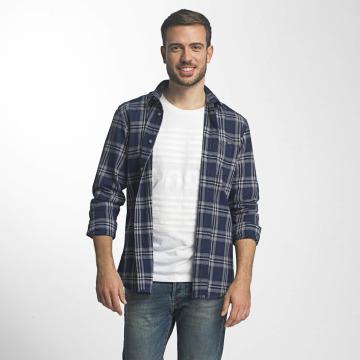 Jack & Jones Skjorta jjorLarson blå
