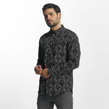 Jack & Jones Skjorta jprGeo svart