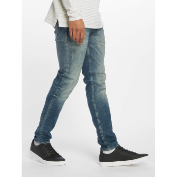 Jack & Jones Slim Fit Jeans Originals Glenn синий