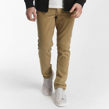 Jack & Jones Slim Fit Jeans jjiGlenn beige