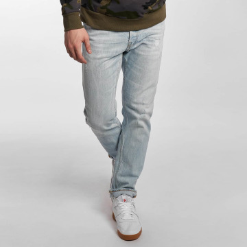 Jack & Jones Slim Fit Jeans jjiTim jjOriginal blå