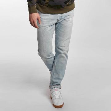 Jack & Jones Slim Fit Jeans jjiTim jjOriginal blauw