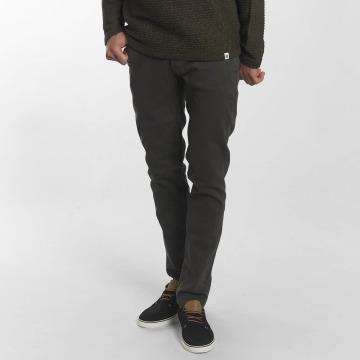 Jack & Jones Slim Fit Jeans jjiGlenn jjOriginal grau
