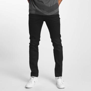 Jack & Jones Slim Fit Jeans jjiTim jjOriginal AM 652 schwarz