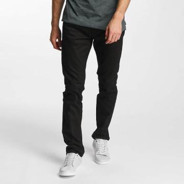 Jack & Jones Slim Fit Jeans jjiTim jjOriginal schwarz