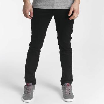 Jack & Jones Slim Fit Jeans jjiGlenn schwarz