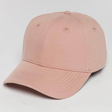 Jack & Jones snapback cap jacStructure Baseball pink