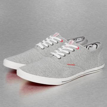 Jack & Jones Sneaker jjSpider Canvas grau