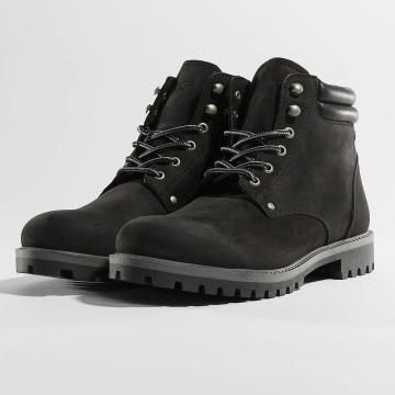 Jack & Jones Sneaker jfwStoke Nubuck schwarz