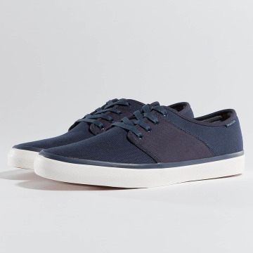 Jack & Jones Sneakers jfwTurbo Canvas Mix blå