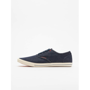 Jack & Jones Sneakers jSpider Canvas blue