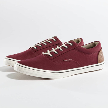 Jack & Jones Sneakers jfwVision Mixed rød
