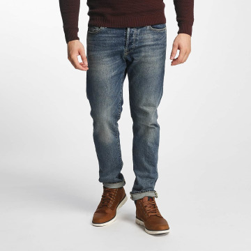Jack & Jones Straight Fit farkut jjMike sininen