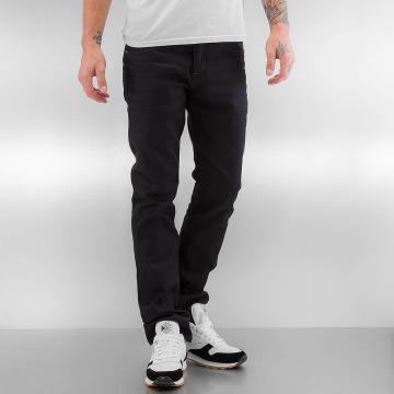 Jack & Jones Straight Fit Jeans jjIclark jjOriginal JOS 935 LID black
